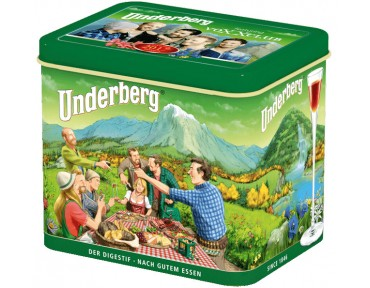 Underberg Schmuckdose 12 x 2cl
