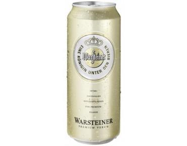Warsteiner Pils 50cl Dose