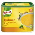 Knorr Hühner Kraftbouillon 12L
