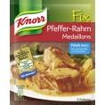 Knorr Fix für Pfeffer-rahm medaillons