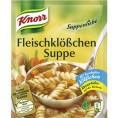 Knorr Suppenliebe Fleischklößchensuppe