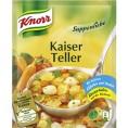 Knorr Suppenliebe Kaiser Teller