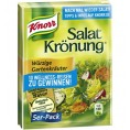 Knorr Salatkrönung Würzige Gartenkräuter x5