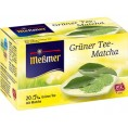 Grüner Tee Matcha Meßmer