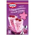 Dr. Oetker nach Art Schwarzwälder Kirsch-Creme 250ml