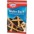 Oetker Mohn Back