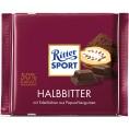 Ritter Sport Halbbitter 50% Kakao