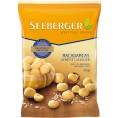 Seeberger Noix de Macadamia grillées et salées 125g