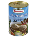 Zimmermann LeberKnödel Suppe