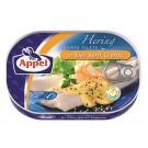 Appel Heringsfilets in Eier Senf Creme 200g