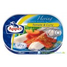 Appel Heringsfilets Tomate & Curry 200g