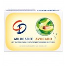 CD Milde Reise-Seife Avocado 125g