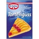 Oetker Tortenguss Fix Klar x3