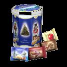 Elbflorenz Weihnachtskonfekt 4 Sorten Schmuckdose