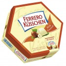 Ferrero Küsschen chocolat blanc 178g