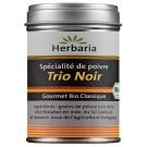 Herbaria poivres Trio Noir en Boîte 75g