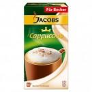 JACOBS Cappuccino 10 x 18g