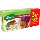 Knorr Sosse zu Braten Extra 3 x 250ml