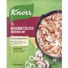 """Knorr Fix für Geschnetzeltes """"Züricher Art"""""""