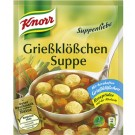 Knorr Suppenliebe Grießklößchensuppe