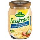 Kühne Fasskraut mit Speck & Zwiebeln ancien