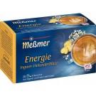 Messmer Energie - Ingwer Holunderblüte