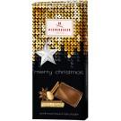 Niederegger chocolat de Noël 100g