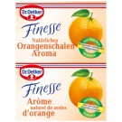 Oetker Zeste d'orange râpée Finesse