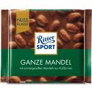Ritter Sport chocolat au lait et amandes entières