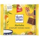 "Ritter Sport ""Marhaba"" Joghurt Honig Nuss 100g"