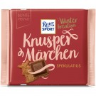Ritter Sport Winter-Kreation Spekulatius
