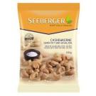 Seeberger Noix de cajou grillés et salées 150g