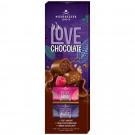 Niederegger We Love Chocolate Klassiker Mix Pink Berry & Crispy Waffel 100g