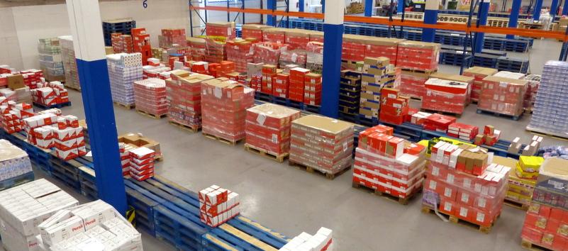 Entrepot grossiste produits allemands