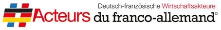 Logo Acteurs du Franco-allemand