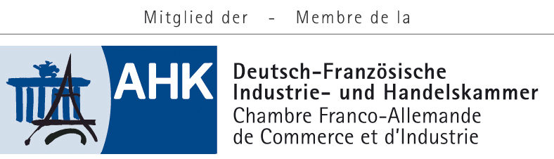 Logo CFACI Chambre de commerce Franco Allemande