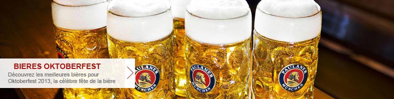 Bières Oktoberfest